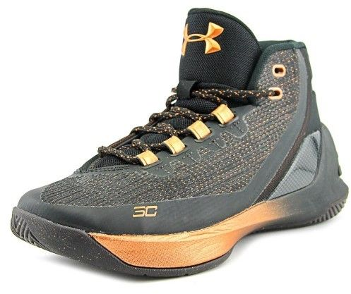 under armour curry 3 youth us 1 black basketball shoe