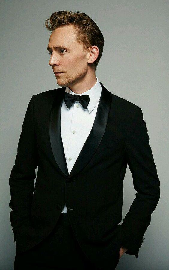 ~ † Tom Hiddleston †