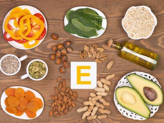 Vitamin E tự nhiên có trong rất nhiều loại thực phẩm