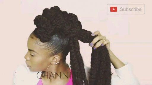 Freetress Equal Synthetic Hair Braids Jamaican Twist Braid Twistbraided Natural Hair Styles Natural Hair Updo Curly Hair Styles Naturally