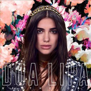 Dua Lipa – Be the One acapella