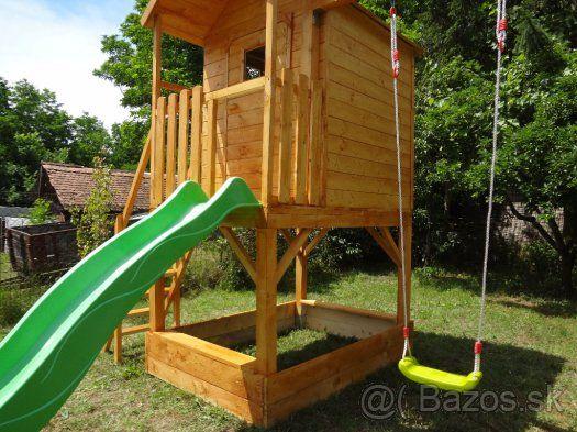 8554a5160ea3 Predám detský záhradný domček - 1