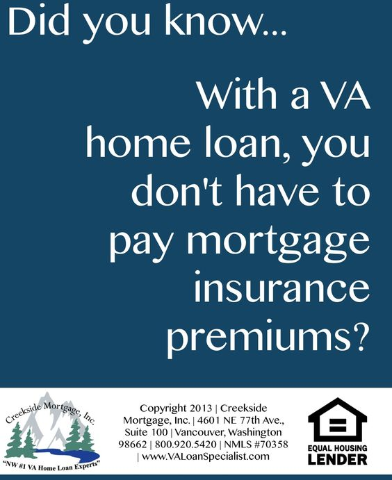 Va Mortgage Insurance Rates