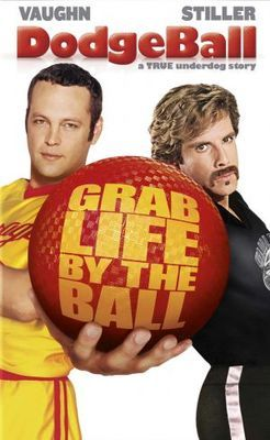 Dodgeball A True Underdog Story Poster Funny Movies Comedy