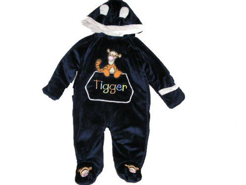 Disney Winnie The Pooh Tigger Infant Bunting