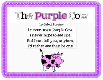 purple cow dairy marketing assignment Dairy cows have been used by humans for thousands of years marketing i assignment: purple cow dairy purple cow dairy needs to increase its market share within.
