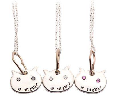 Love Mew! Necklace