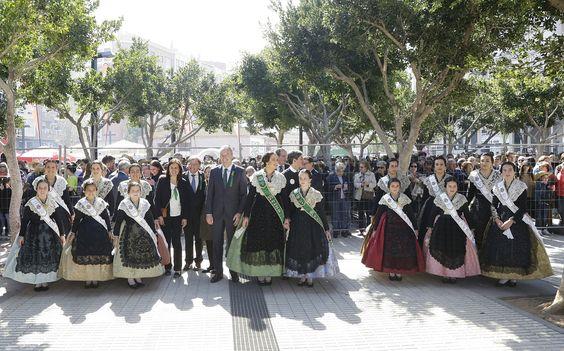 En Castellón disfrutando de las fiestas de Magdalena