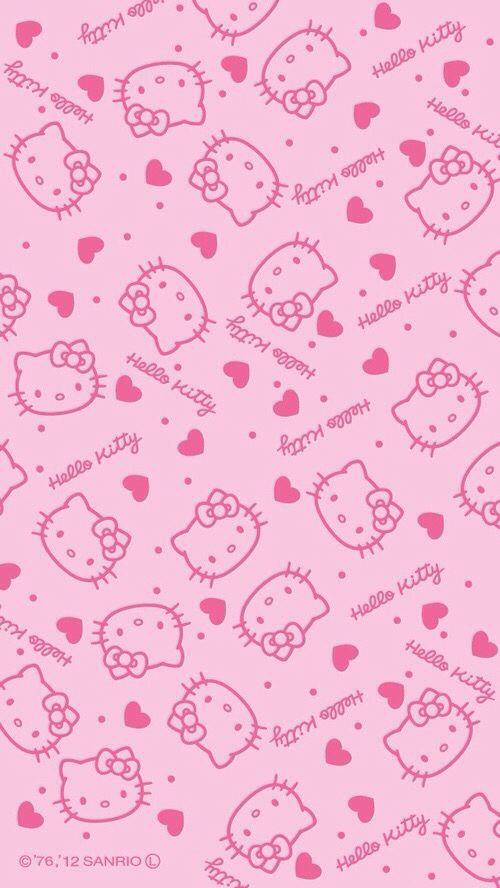 hello kitty wallpaper hello kitty wallpaper pinterest