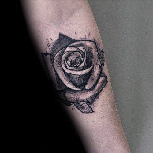 Top 73 Black Rose Tattoo Ideas 2020 Inspiration Guide Rose Tattoos For Men Rose Tattoos Rose Tattoo Forearm