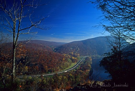 Delaware Water Gap, Appalachian Trail