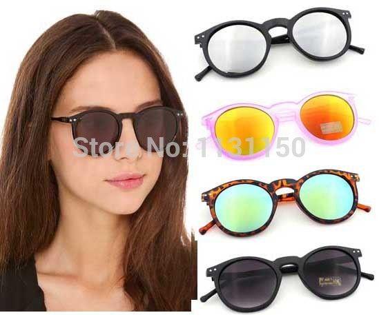Encontrar Más Gafas de Sol Información acerca de Multicolor moda 2015 mercurio espejo gafas hombre gafas