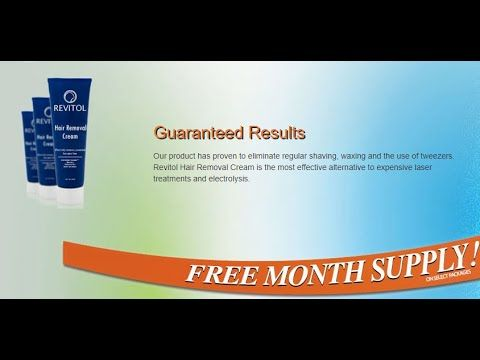 Best Body Hair Removal Cream For Sensitive Skin Revitol Hair