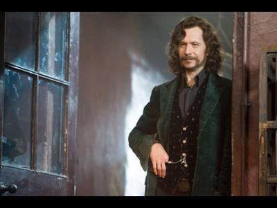 Sirius Black. might be in love with him.