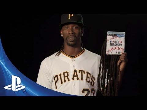 "MLB 13 Cover Showdown | Andrew McCutchen ""Better Looking Cover"""