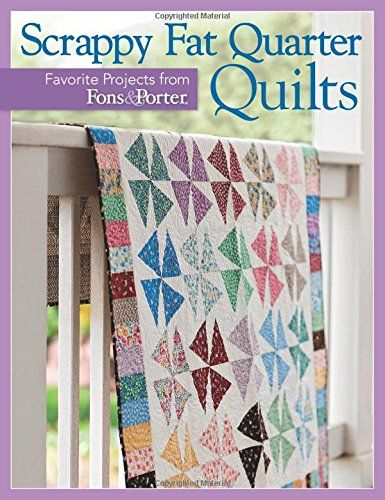 Scrappy Fat Quarter Quilts by That Patchwork Place http://www.amazon.com/dp/1604685697/ref=cm_sw_r_pi_dp_GIy4ub1CNRDBG