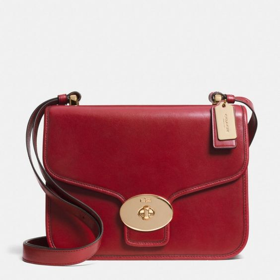 celine sale bags - The Page Shoulder Bag In Leather from Coach I need a doctor bag ...