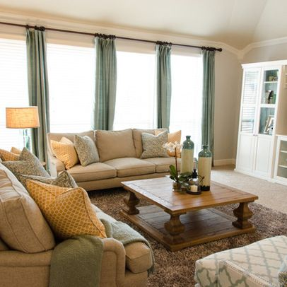 Casual Family Rooms Design Ideas, Pictures, Remodel, and Decor