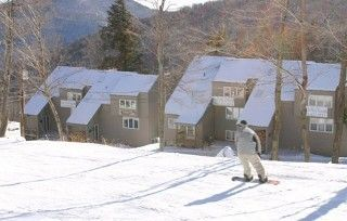 Trailside Village - Luxury 3 Bedroom Townhouse Condo. Ski on ski off!!