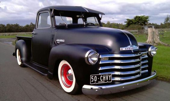1950 Chevy - repined by http://www.motorcyclehouse.com/ #MotorcycleHouse