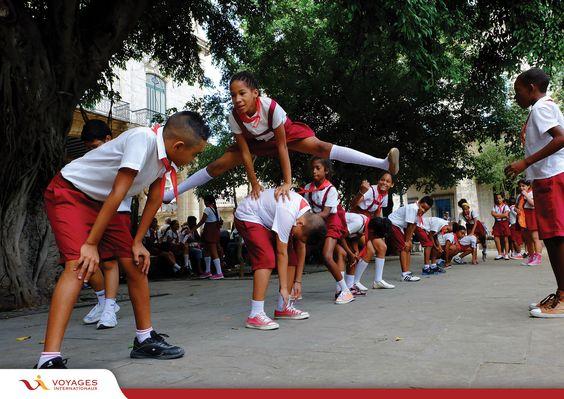 Jeux d'écolier - Cuba