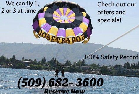 Pirate's Cove Parasail LLC « Lake Chelan