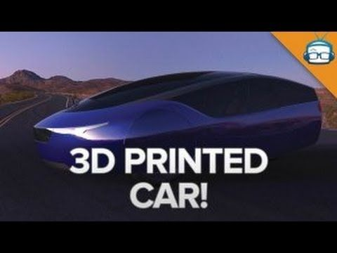 ▶ Everything You Always Wanted to Know About 3D Printing - YouTube