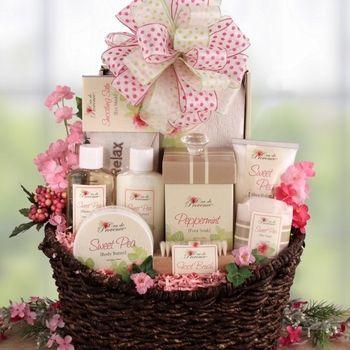 Wedding Gift Ideas For Niece : ... gift baskets spa gifts bridesmaid gifts for the spas gift baskets the