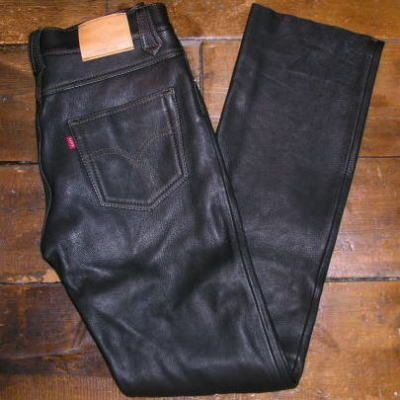 Rakuten: 3005 D-deer leather pants straight 3005 D-FLATHEAD-フラットヘッドディアスキンパンツ, flat head leather pants- Shopping Japanese products from Japan