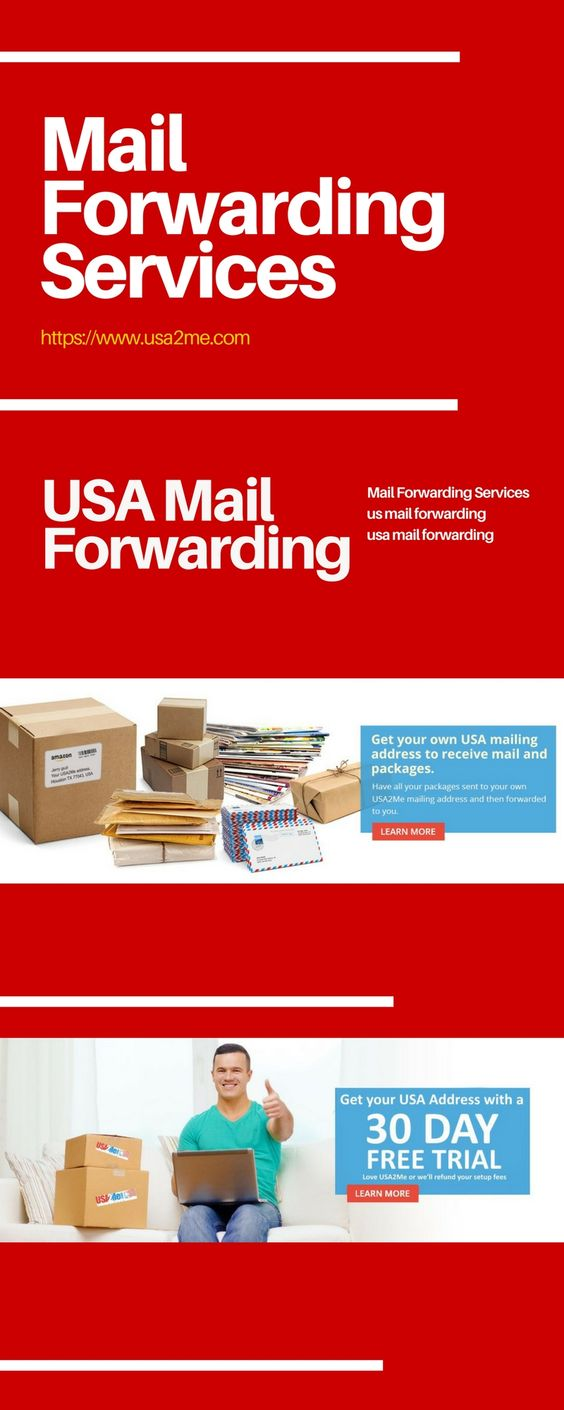 USA2ME provide the Mail Forwarding service for expats.USA2Me provides you  with your own physical shipping address in the USA to receive your mail a…