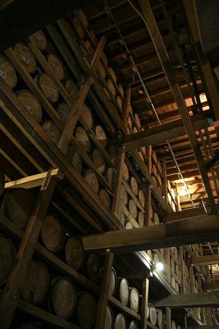 Jack Daniels Distillery- Lynchburg TN. March 2014