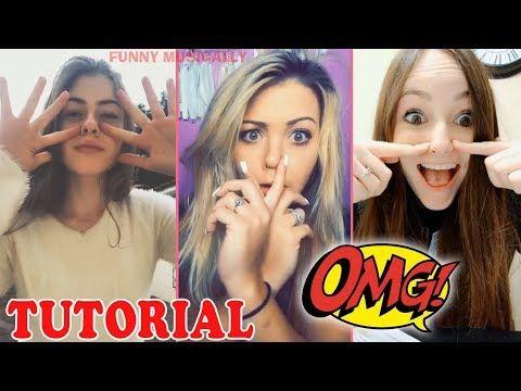 Omg Challenge Tutorial Video New Omgchallenge Funny Musically Tik Tok Youtube Video New Challenges Funny Tik Tok