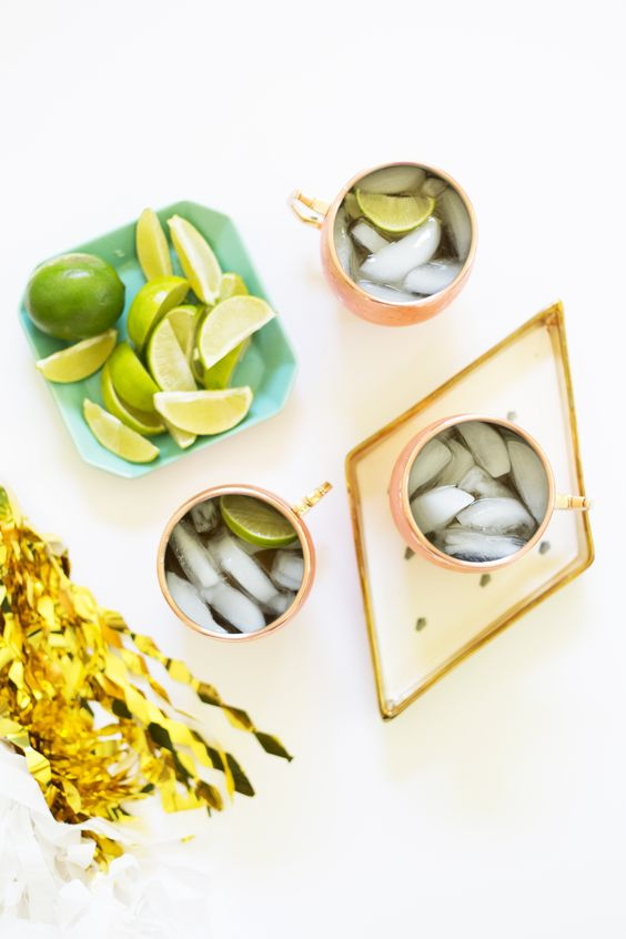 Labor Day Sips // Moscow Mule » Lovely Indeed