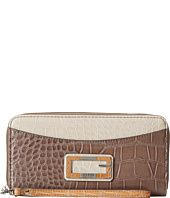 GUESS D'Orsay SLG Large Zip Around Cheap