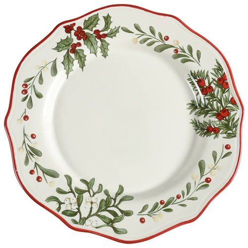 Better Homes And Gardens Christmas Dishes 2020 Better Homes and Gardens, Winter Forest   Page 1 | Replacements