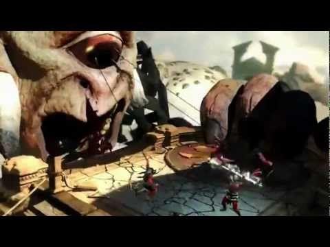 Novo God of War  Ascension Multiplayer Isso sim é que é jogo.