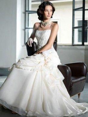 """Abiti da sposa Dalin modello """"Spring Flower"""" Viola"""