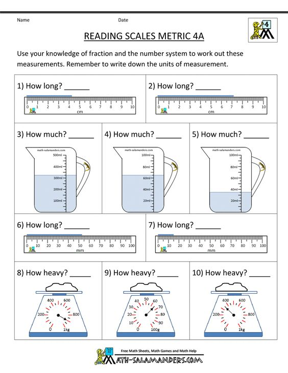 math worksheet : activity for measuring mass  google search  primary school math  : Maths Measurement Worksheets