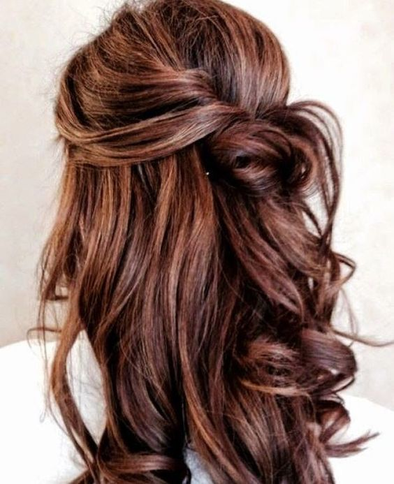 5+Stunning+Fall+Hair+Colours+to+Try,+Straight+From+Pinterest+via+@ByrdieBeautyUK