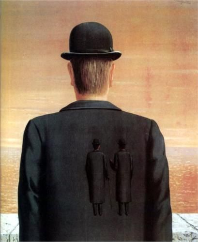 The spirit of adventure - Rene Magritte