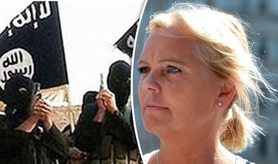 A SWEDISH MEP admitted there was a link between migration and terrorists in her country as the sheer number of those moving in means it is near impossible to integrate people into society.16