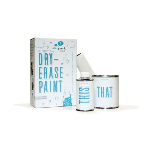 IdeaPaint 29.25 oz  Interior Dry-Erase White Paint