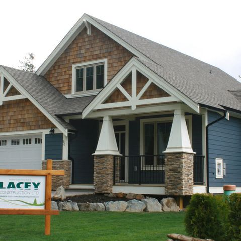 James Hardie Siding Boothbay Blue Design Ideas Pictures Remodel And Decor House Exterior