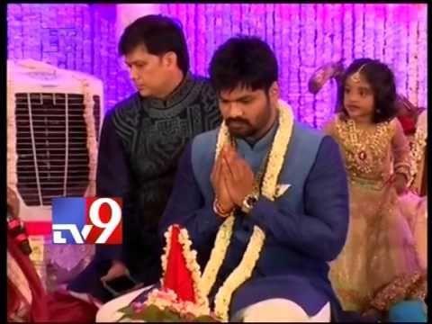 Manoj Manchu gets engaged