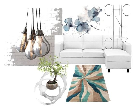 Mood One  featuring interior, interiors, interior design, Zuhause, home decor, interior decorating and Sia