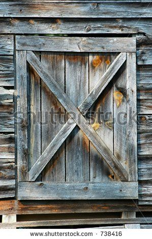 Old Georgia Barn Hay Loft Door By Robert J Beyers Ii Via