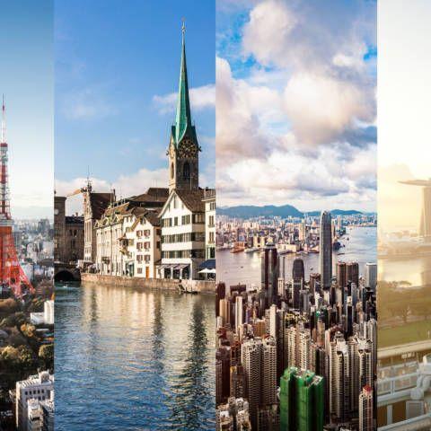 Europa Im Auto Das Ist Der Perfekte Roadtrip New York Urlaub