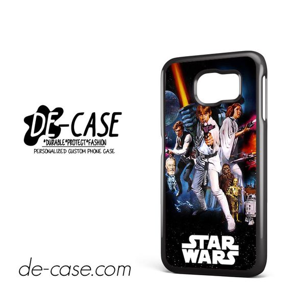 Star Wars Movie DEAL-10036 Samsung Phonecase Cover For Samsung Galaxy S6 / S6 Edge / S6 Edge Plus