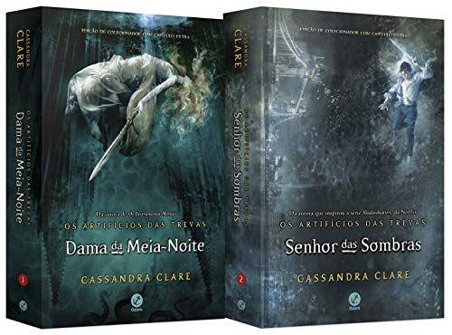 Oferta Especial Para Livros Kit Os Artificios Das Trevas Por