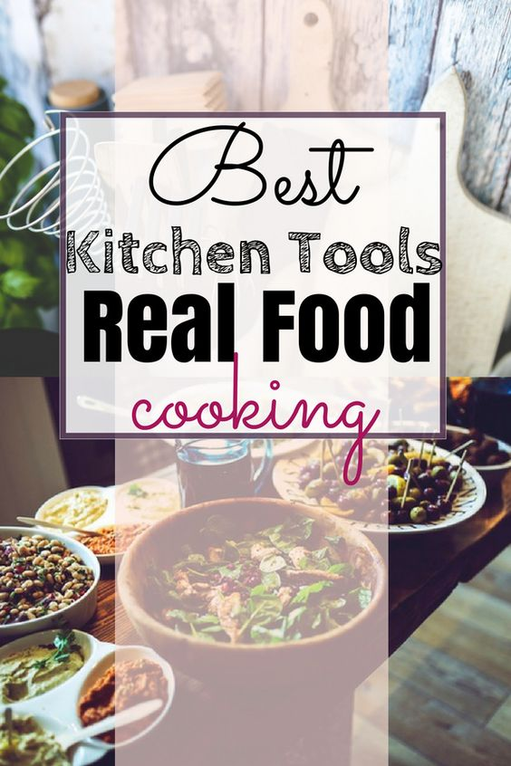 Awesome list of essential kitchen tools for EVERY kitchen! I refer to this list often.